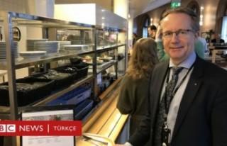 İsveç: Milletvekillerinin küçük bir dairede kaldığı,...
