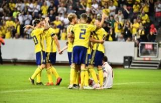İsveç rahat kazandı