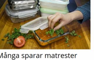 İsveç'te yemeklerini dışarıda yiyenlerin...