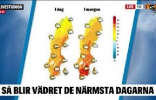 İsveç ve Danimarka yanacak