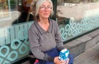 Moskova'da evsiz kadın İsveçli bir yazar çıktı