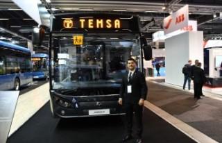 Türk şirketi TEMSA elektrikli modellerini İsveç'te...