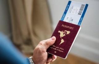 Türkiye'den 'Schengen' başvuruları yüzde...