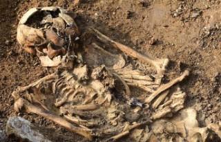 İsveç'te Viking gemi mezarları keşfedildi