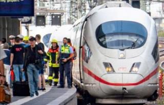 Korkunç olay: 8 yaşındaki çocuk trenin altında...