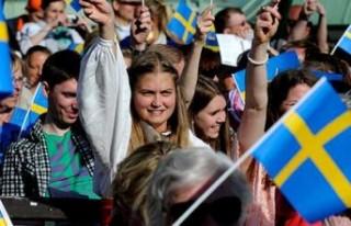 İsveç'in nüfusu belli oldu