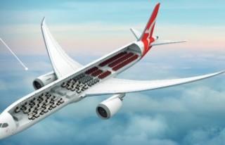 Dünyanın en uzun uçuşu ve uçakla rahat yolculuk...