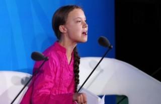 Dünyayı bu İsveçli genç kız kurtaracak