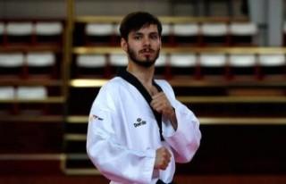 Ferhat Can Kavurat İsveç'te Avrupa şampiyonu...