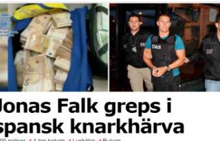 Uyuşturucu baronu İsveçli İspanya'da gözaltına...