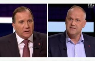 İsveç Başbakanı Löfven'den Sol Parti Başkanı...