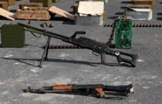İsveç de Türkiye silah satışını yasaklayan...