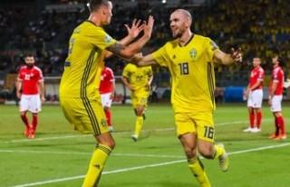 İsveç, Malta'yı deplasmanda farklı geçti!...