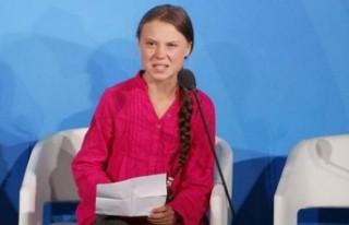 İsveç'li Greta Thunberg 75 bin dolarlık ödülü...