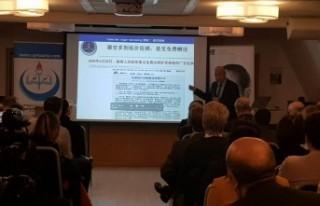 Çin'in muhalifleri ilk defa İsveç'te...