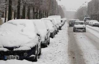 Fransa'da beyaz kabus- 300 binden fazla insan...
