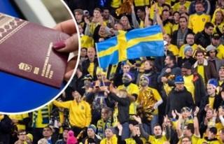 Gelecek yıl İsveç vatandaşlığına geçmek zorlaşacak