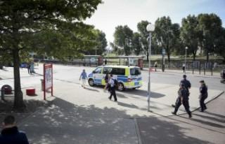 Göteborg'da bir genci öldüren üç kapkaççı...