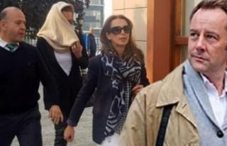 İngiliz ajanın İsveçli eşi İstanbul'da...
