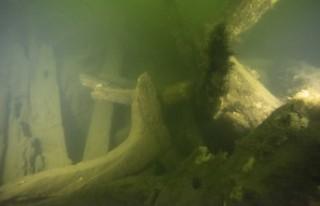 İsveç arkeologları 391 yıldır su altında olduğu...