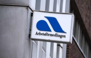 İsveç'in iş bulma kurumu Arbetsförmedlingen...