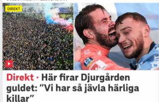 İsveç liginin şampiyonu belli oldu