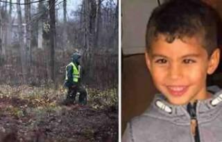 İsveç'te 6 yaşındaki kayıp çocukla ilgili...