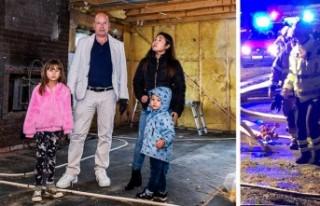 İsveç'te binlerce kron ödenen yangın alarmı...