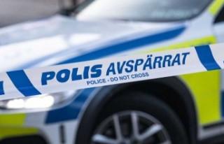 İsveç'te bir mağazaya saldırı