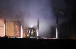 İsveç'te villa yangını - bir kişi öldü