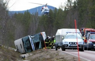 İsveç'teki trajik otobüs kazası davası sonuçlandı