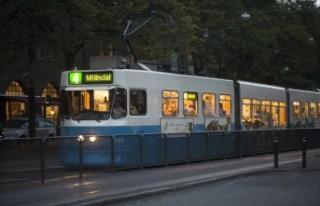 İsveç Tramvay hatlarında büyük vurgun