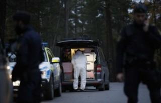 Lidingö'de bulunan ceset olayıyla ilgili cinayet...