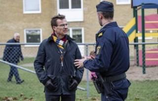 M-Lideri Malmö'yü ziyaret etti - 70 yeni koruma...