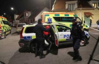 Malmö'de yine olay! Bir kişi vuruldu - iki...