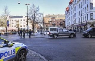 Malmö'nün o bölgesindeki restoranlar güvenlik...