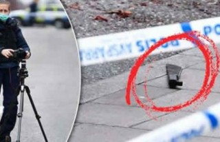 Stockholm'de palalı saldırıya uğrayan kişi...