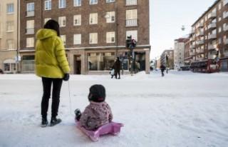 Stockholm hafta sonu buz kesecek