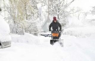 Uzmanlar uyardı şiddetli kar geliyor - İsveç'te...