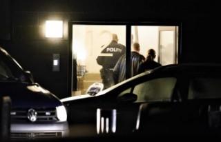 Danimarka'da terör operasyonu 20 kişi gözaltına...