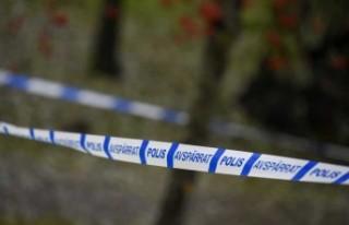 Göteborg'da açık alanda bir ceset bulundu