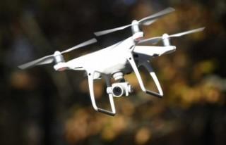 İsveç polisi Malmö'deki suçluları dronlarla...