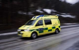 İsveç'te bir kişi boğuldu