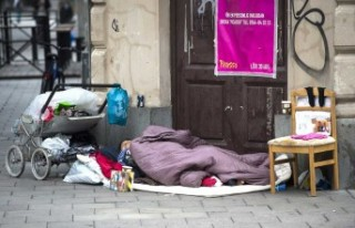 İsveç'te havalar soğudu! 25 yaş üstü evsizlere...