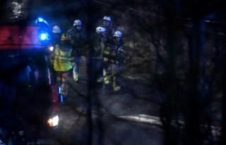 İsveç'te karısı ve oğlu yangında ölen...
