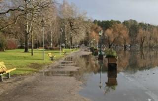 İsveç'te sular riskli şekilde yükseliyor
