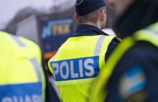 İsveç'te tehlikeli çete Mc-gäng operasyonu...