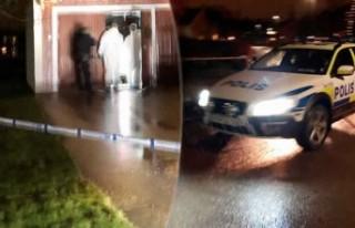 İsveç'te villa cinayeti!
