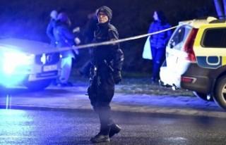 Malmö'deki cinayet olayında tutuklanan kişi...