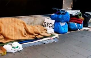 Malmö'deki evsiz gençler Fryshuset'ten yatacak...